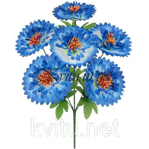 Искусственные цветы букет Лопатка, 43см