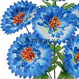 Искусственные цветы букет Лопатка, 43см, фото 2