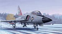 Сборная модель самолета US F-106B Delta Dart 1/48