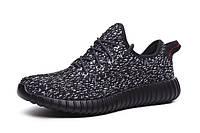 Кроссовки женские Adidas Yeezy Boost 350 (адидас) черные
