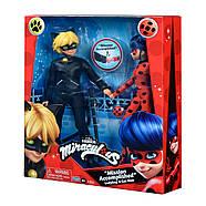 Набор 2-х кукол из мультика Леди Баг и Супер Кот S2 – Миссия выполнена 26 см с аксессуарами (50365), фото 4