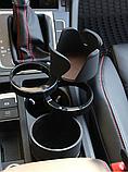 Органайзер холдер для стаканов автомобильный Car holder 5 in 1  подставка под стаканы, фото 3