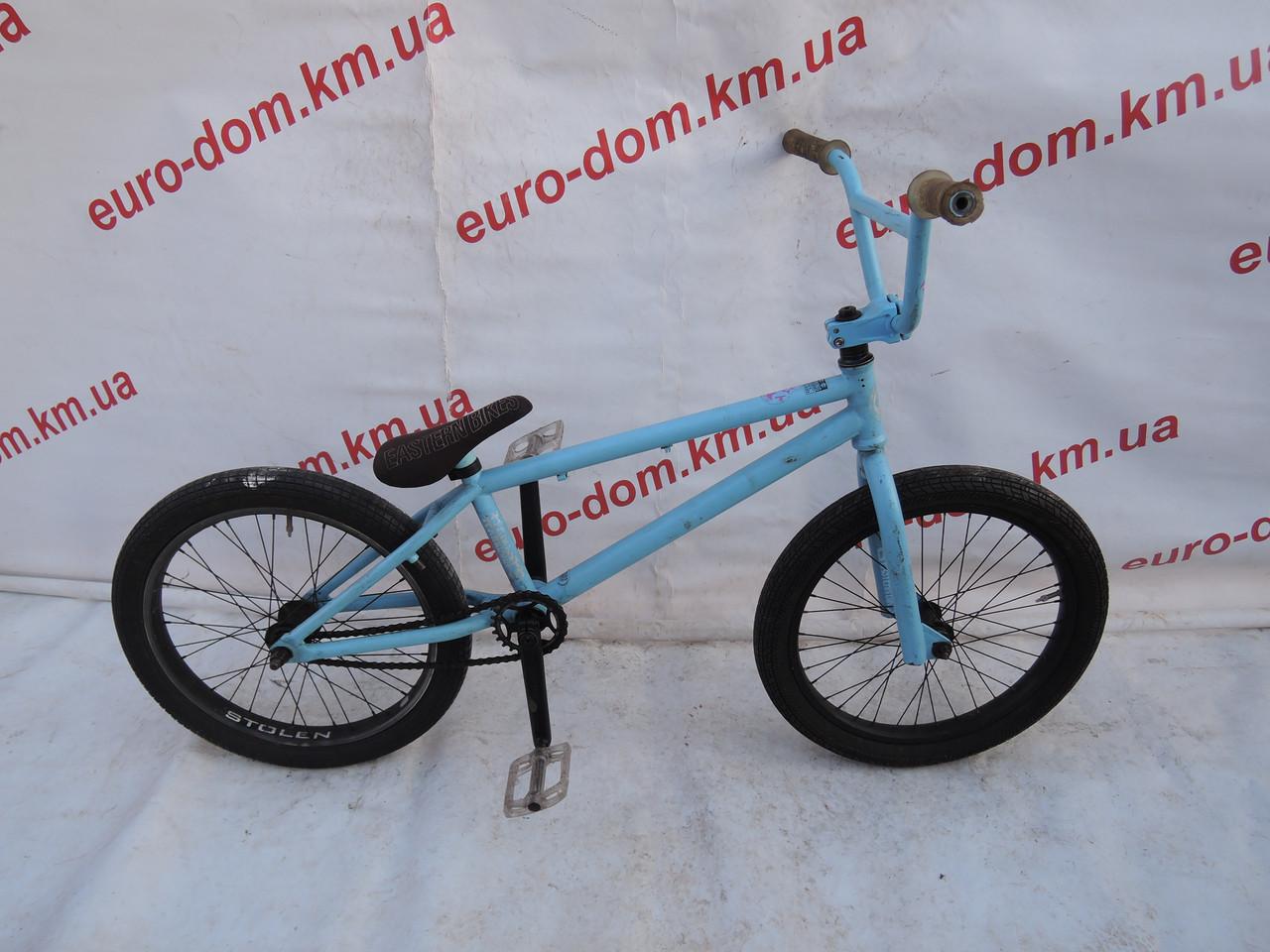 BMX велосипед Fasternrnbike 20 колеса. Поворт руля на 360 градусов