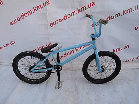 BMX велосипед Fasternrnbike 20 колеса. Поворт руля на 360 градусов, фото 2