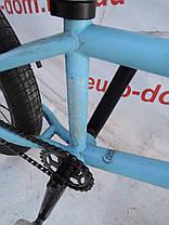 BMX велосипед Fasternrnbike 20 колеса. Поворт руля на 360 градусов, фото 3
