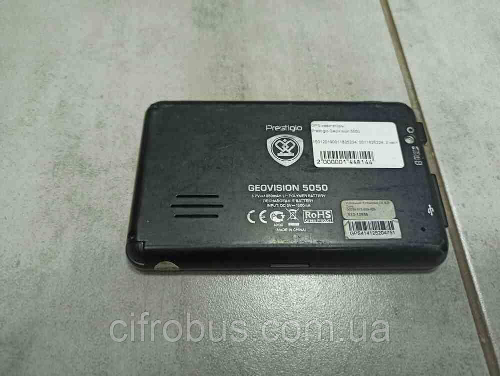 Б/У Prestigio GeoVision 5050