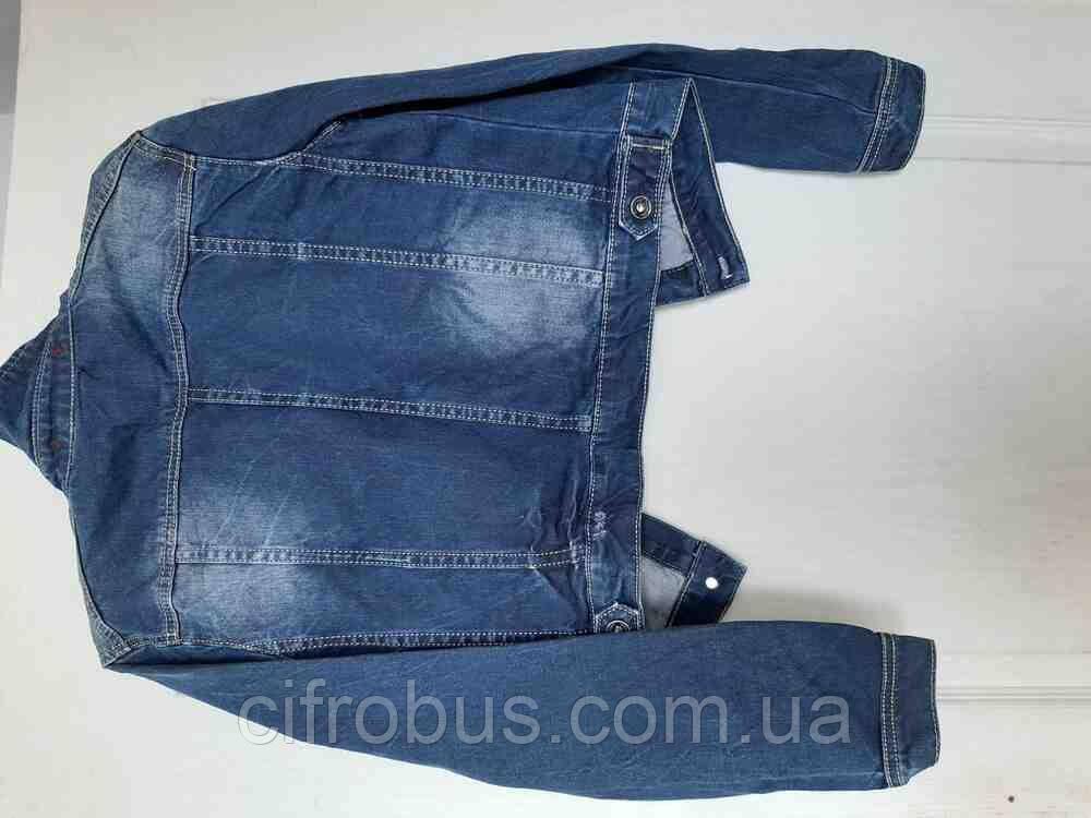 Б/У Куртка джинсовая