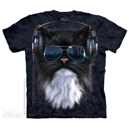 Детская футболка THE MOUNTAIN - Cool Cat
