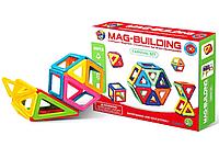 Магнитный конструктор Mag Building на 20 деталей! Способствует развитию воображения ребенка!!