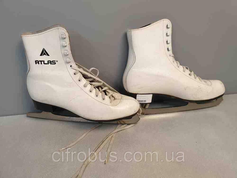 Б/У Коньки хоккейные Atlas Acro