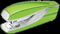 """Степлер Leitz WOW, колір """"зелений металік"""" 30 листів, cкоба №24/6, 26/6 арт.5502-10-54"""