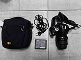 Б/У Nikon D3000 Kit, фото 2