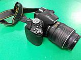 Б/У Nikon D3000 Kit, фото 3