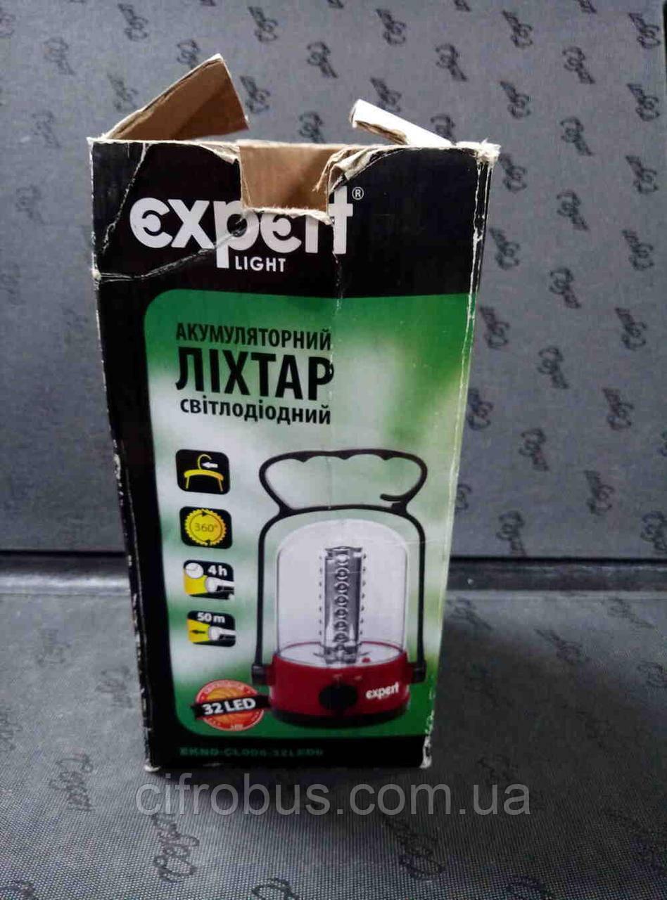 Б/У Фонарь Expert Light EKND-CL006-32LED