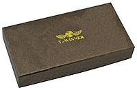 Коробка подарочная для наручных часов T-WINNER (твердая)