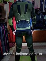 """ТЕРМОРАШГАРД """"CrossFit» комплект чоловічої термобілизни (S/M; L/XL."""