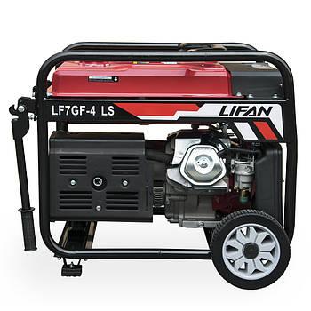 Генератор LIFAN LF7GF-4LS
