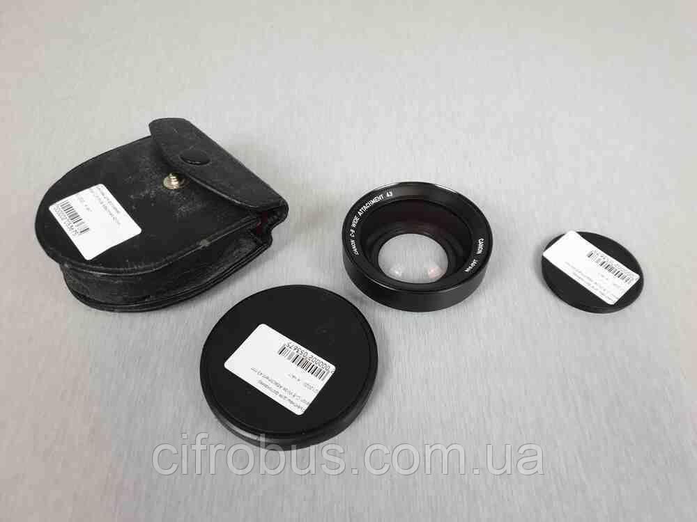 Б/У Canon C-8 Wide Attachment 43 mm