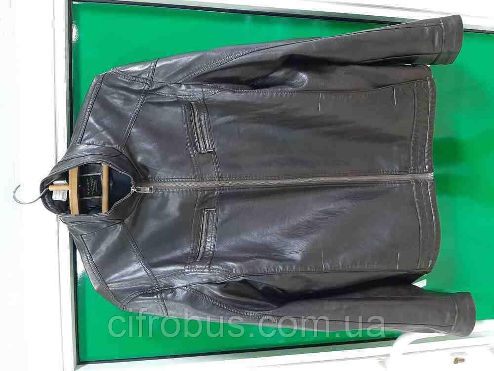 Б/У Куртка кожаная мужская