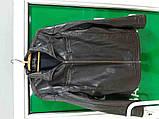 Б/У Куртка кожаная мужская, фото 2
