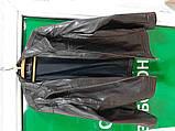 Б/У Куртка кожаная мужская, фото 4