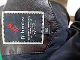 Б/У Куртка кожаная мужская, фото 6