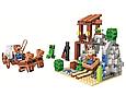 Конструктор майнкрафт Minecraft Погоня '' Шахта Алекса, 303 деталей, фото 2