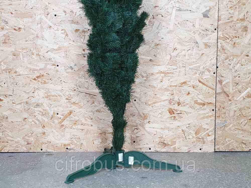Б/У Елка искусственная литая 1.5 м