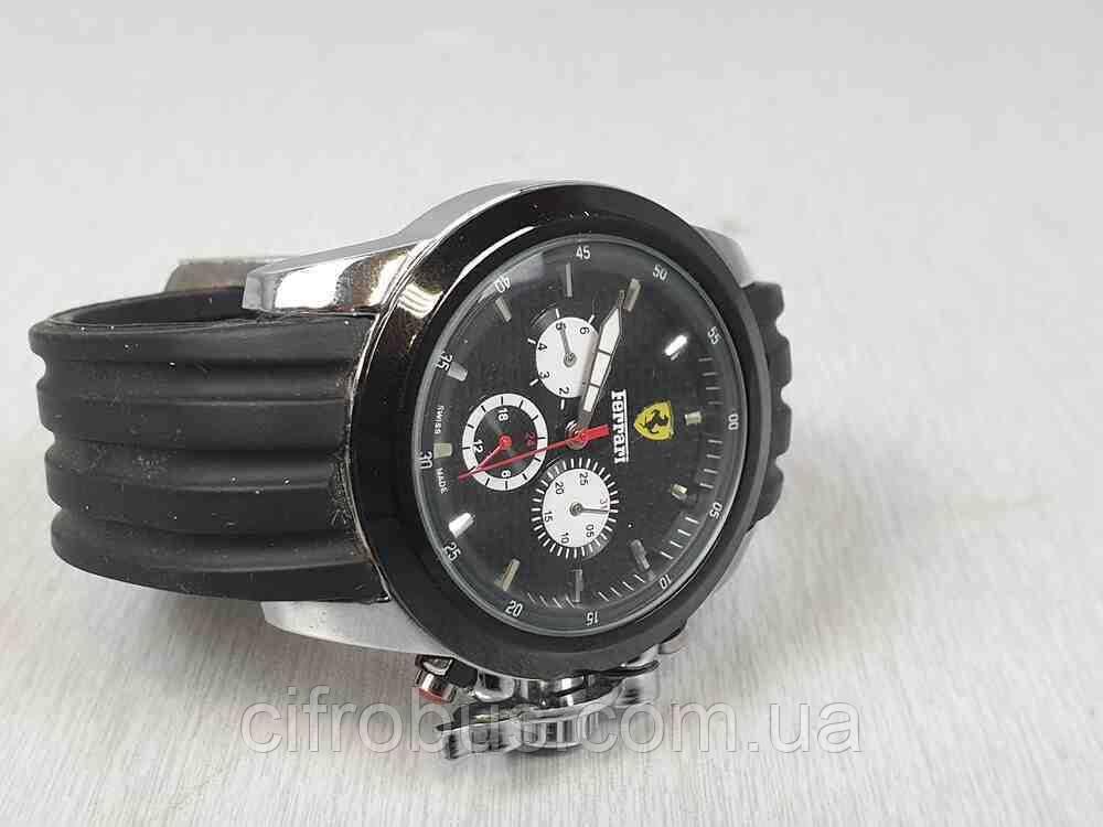Б/У Часы Ferrari м/а (копия)