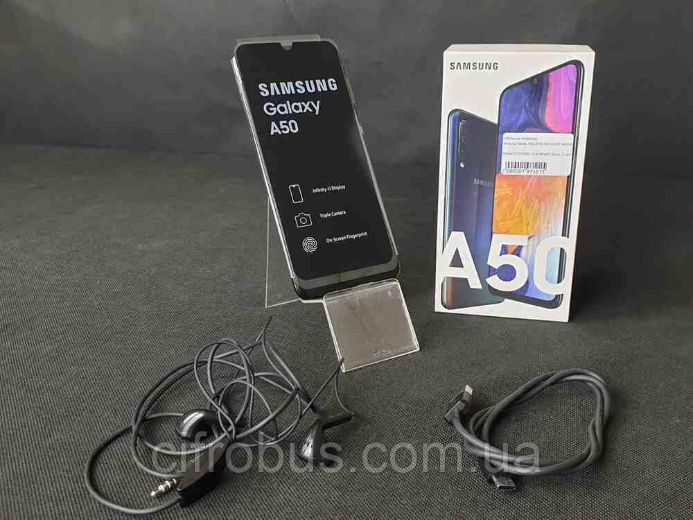Б/У Samsung Galaxy A50 SM-A505F 4/64GB