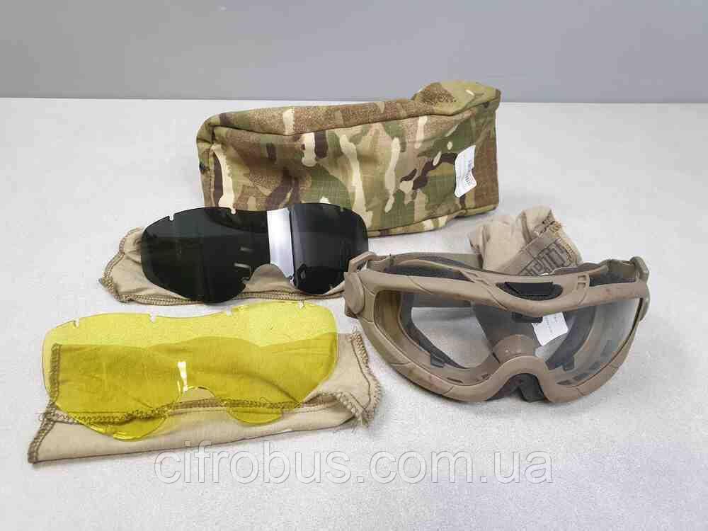Б/У Баллистические очки-маска Trevix