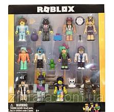 Набор фигурок Roblox Герои Роблокс , 19 фигурок