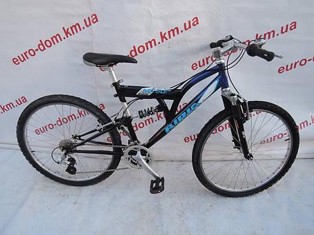 Горный велосипед Biria 26 колеса 21 скорость, фото 2