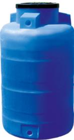 Бак для воды вертикальный 150 литров