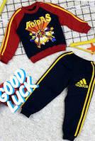 Спортивний костюм кофта та штанішки 92-98,104-110см