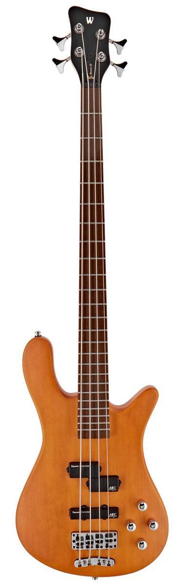 Бас-гитара WARWICK RockBass Streamer LX, 4-String (Honey Violin)