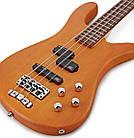 Бас-гитара WARWICK RockBass Streamer LX, 4-String (Honey Violin), фото 3