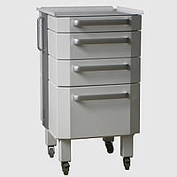 Тумба медицинская кабинетная для врача стоматолога металлическая ANDY-BOX DService, фото 1