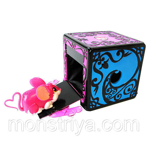 Коробка для фокусов с исчезновением мышек-циркачей из серии «The Amazing Zhus»