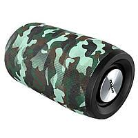 Колонка беспроводная ZEALOT S32 Camouflage блютуз радио громкая связь Радио 5 Вт MP3 Player