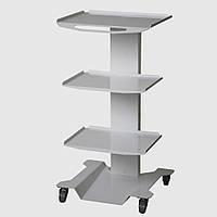 Столик лікаря стоматолога, мобільний столик медичний PRIME DService, фото 1