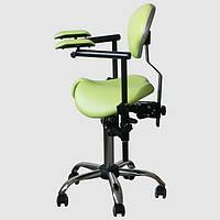 Крісло (стілець) лікаря-стоматолога для роботи з мікроскопом SADDLE 2D DService