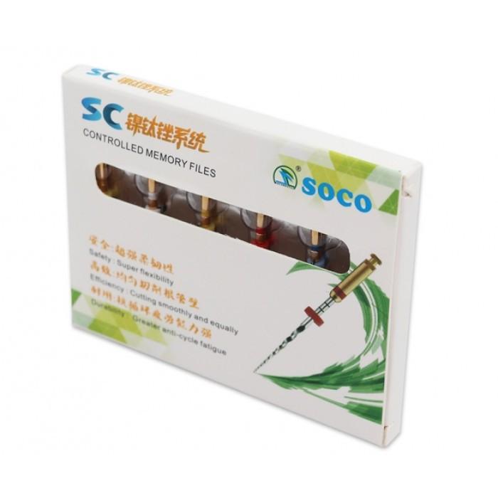 Файлы для эндомотора SOCO SC DService
