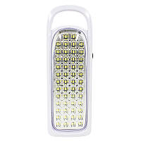 Ручной фонарь кемпинговый YAGE YG-3535 White 3000 мАч портативная светодиодная LED лампа для туризма