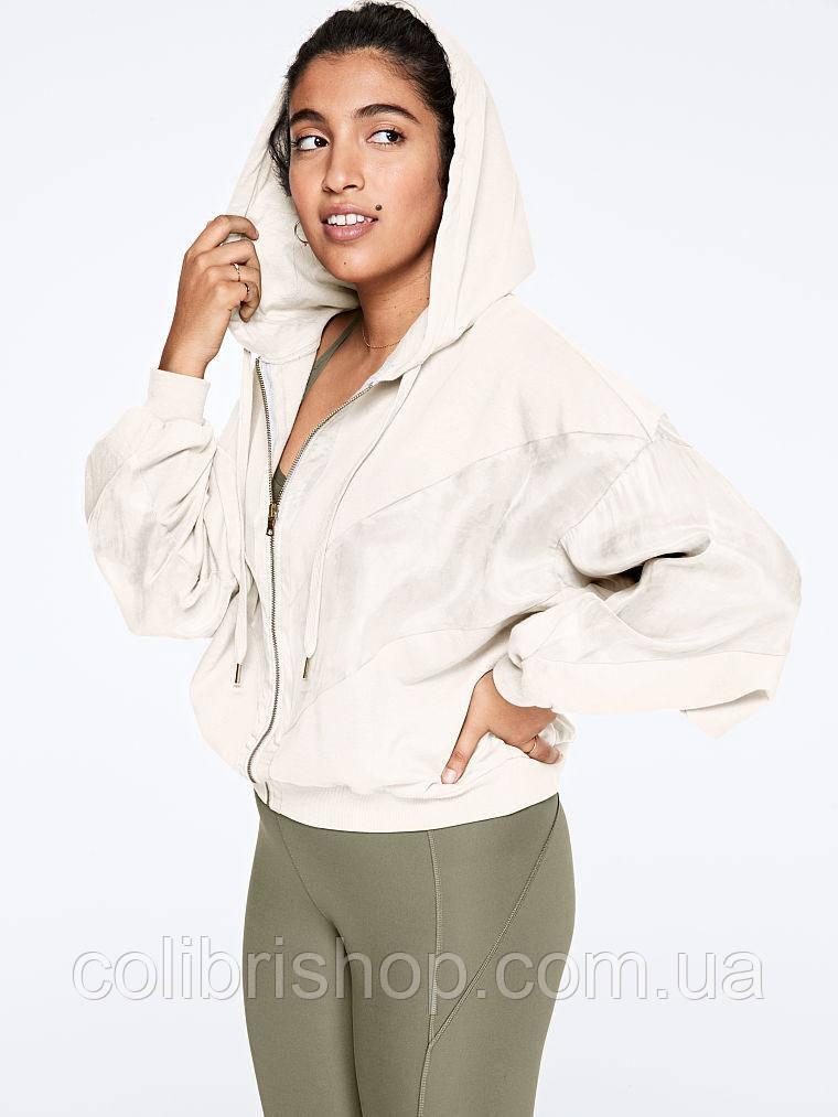 Женская спортивная кофта на молнии PINK Sport Full-Zip Victoria's Secret
