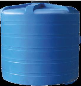 Емкость пластиковая вертикальная 5000 литров