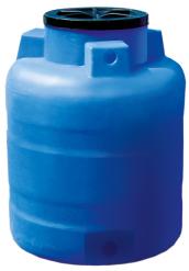 Вертикальная емкость для воды (пищевая) ТМ Консенсус 100 л