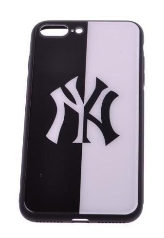 Чехол для iPhone 7 Plus/8 Plus черно-белый
