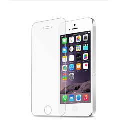 Захисне скло дисплея iPhone 5G/5S/5C (0.3 мм 2.5 D 9H), Захисне скло для Apple iPhone iPhone 5S