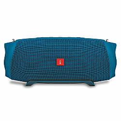 Портативна Bluetooth колонка iBall Musi Boom IPX7 Waterproof блакитна, Портативна Bluetooth колонка iBall